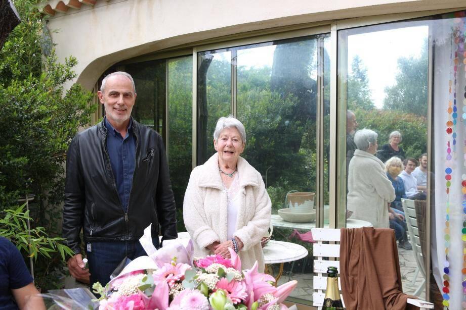 Germaine a fêté ses 100 ans.