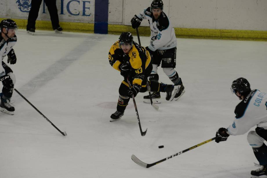Le Nice Hockey n'a pas prolongé le contrat de l'attaquant canadien.