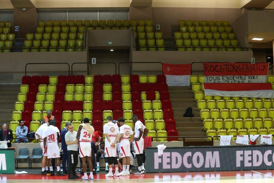 L'AS Monaco basket et les Sharks d'Antibes dans l'attente.