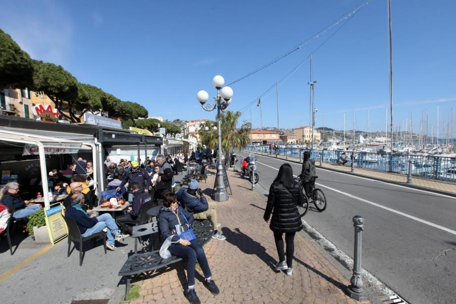 Les Azuréens pourront bientôt de nouveau profiter du bord de mer à Sanremo?