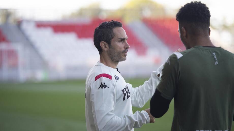 Juan José Morillas est arrivé en 2016 à l'AS Monaco.