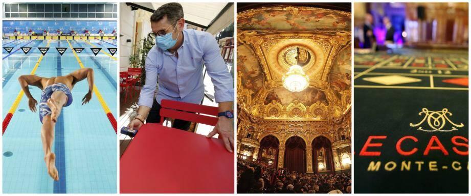 À part les salles de jeux, accessibles le 5 juin à Monaco, le retour à la vie normal est plus libre en France, à compter de mardi prochain.