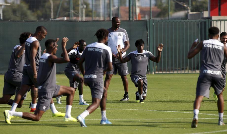 L'OGC Nice reprendra l'entraînement le 15 juin - Nice-Matin