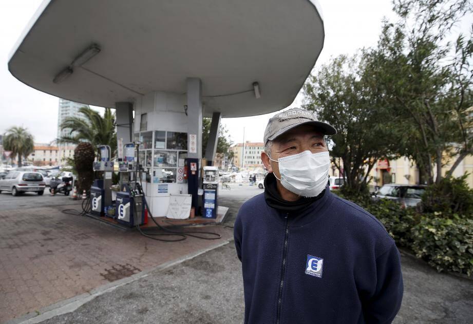 Illustration de l'épidémie en février dernier en Ligurie.