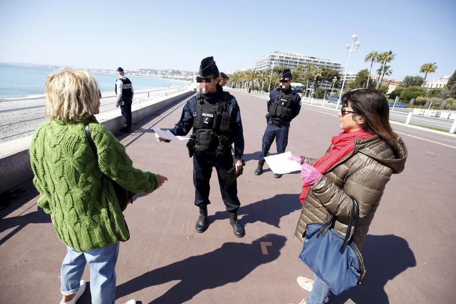 Le nombre de PV pour non respect des règles de confinement a presque doublé en deux semaines à Nice, selon Christian Estrosi.