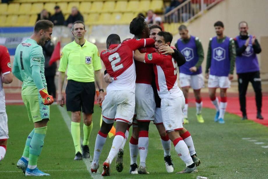 Un accord trouvé entre l'AS Monaco et ses joueurs pour une baisse de salaires.