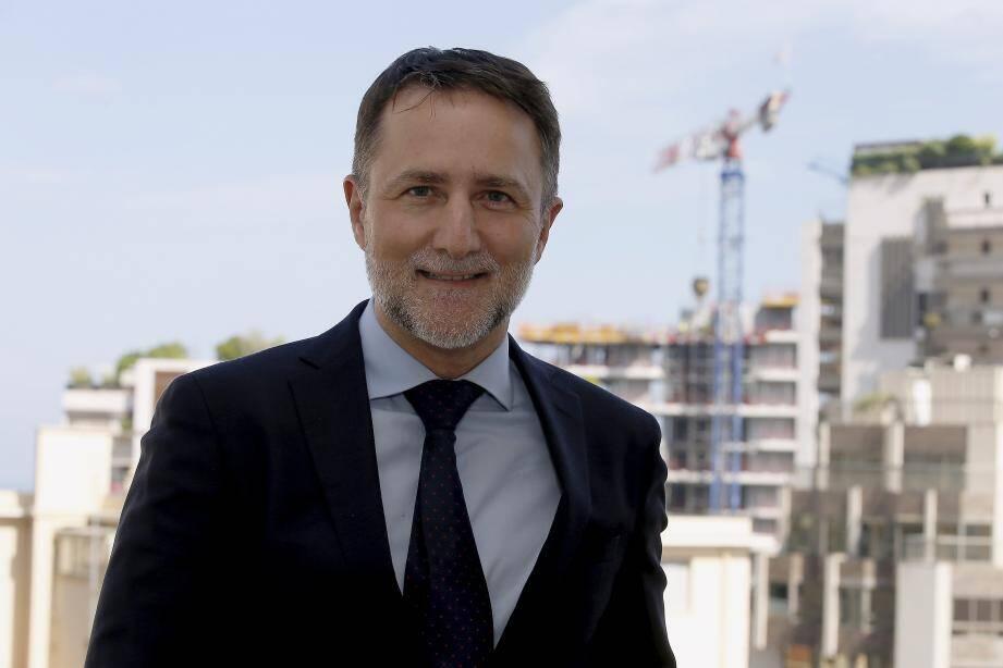 Philippe Ortelli, le président de la Fedem.