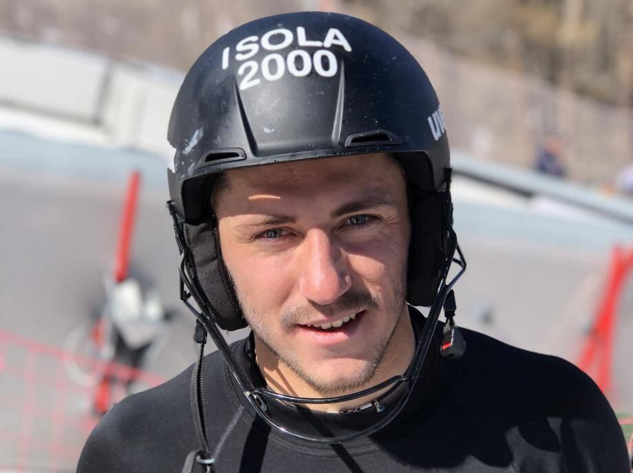 Après avoir goûté à ses premières Coupes du monde l'an passé, le slalomeur de 22 ans monte en grade et devrait avoir davantage sa chance l'hiver prochain.