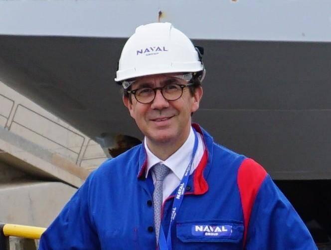 Nommé président-directeur général de Naval Group le 2 avril dernier, en remplacement d'Hervé Guillou, Pierre Eric Pommellet est en tournée sur les différents sites varois en ce début de semaine.