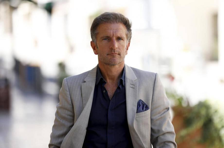 Kévin Luciano, 38 ans, est le nouveau maire de Vallauris.