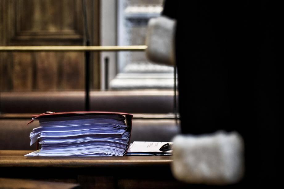 Au tribunal de Lyon.