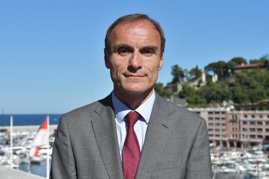 Le commissaire divisionnaire Jean-François Mirigay est le nouveau chef de la Division de police judiciaire à la direction de la Sûreté publique.