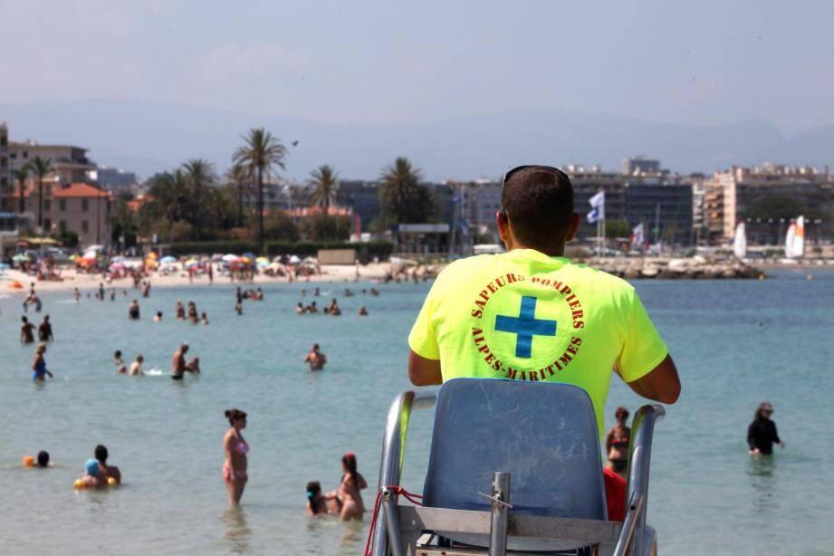 Au moins huit noyades ont été recensés en une semaine sur la Côte d'Azur.