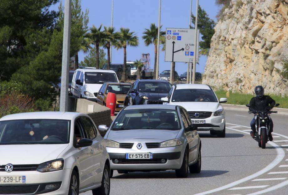 Au gré des étapes phares du déconfinement en France et à Monaco, le curseur du nombre de véhicules entrant et sortant à Monaco n'a eu de cesse de croître.