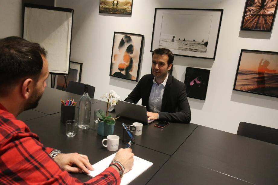 Dans sa Foundry, Fabrice Marquet aide les startups à passer à la concrétisation de leur projet. A produire et à vendre. A s'industrialiser.