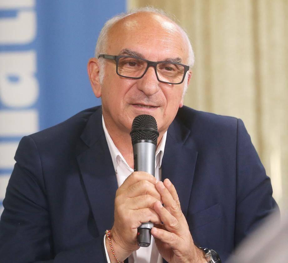 Charles Scibetta.