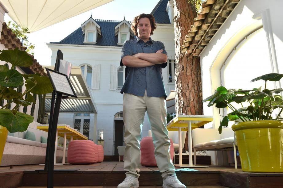 Jean Imbert, chef d'orchestre de cette aventure culinaire, ToShare.