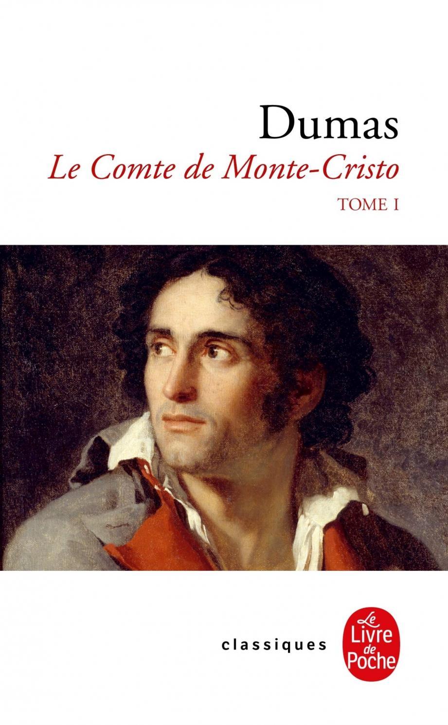 Le Comte de Monte-Cristo d'Alexandre Dumas