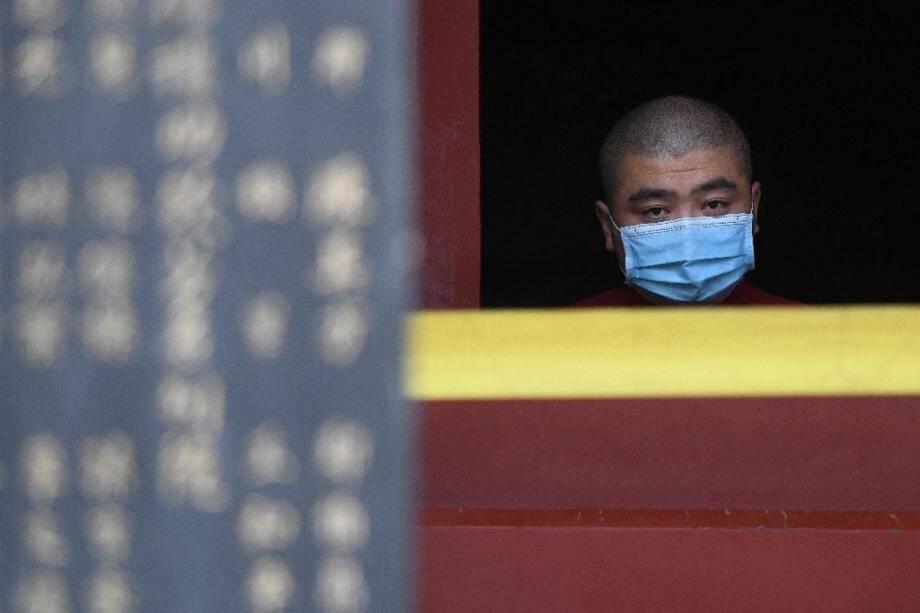 Temple Lama à Pékin.
