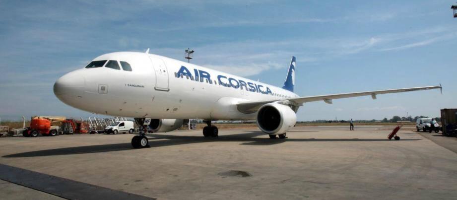 La compagnie aérienne Air Corsica va reprendre ses liaisons vers l'île de Beauté depuis le Var.