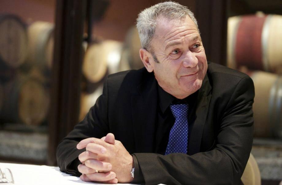 Jean-Jacques Castillon, président de la Fédération BTP 83.