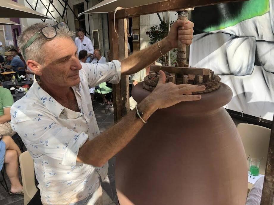 La poterie sera mise en avant lors de la fête dédiée le 9 août.