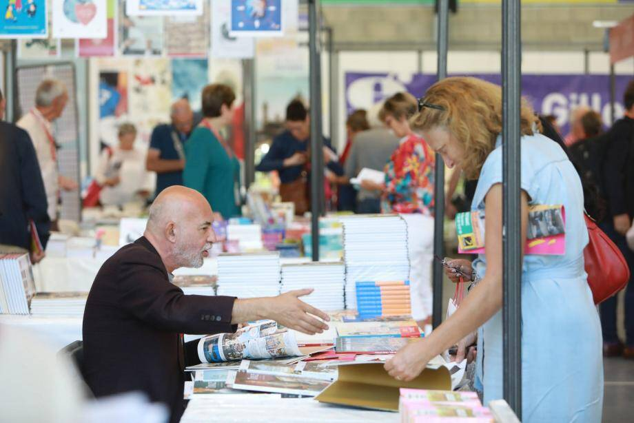 Auteurs, libraires, éditeurs, exposants donnent rendez-vous au public du 2 au 4 octobre pour la 33e édition du festival.