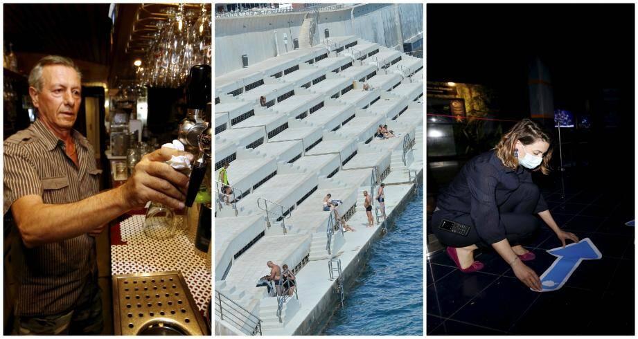 Une coupe en terrasse, un brin de bronzette, un musée, un resto: c'est possible!
