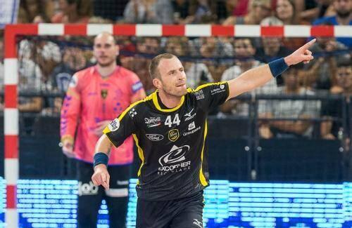 Melic Fahrudin (Chambery Savoie Handball).