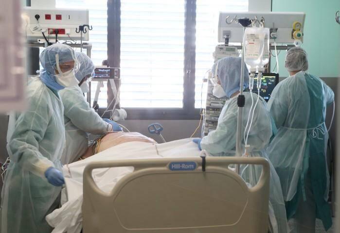Il reste quatre patients en réanimation dans les Alpes-Maritimes.