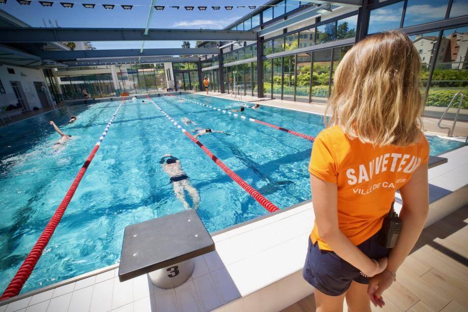 A la piscine Montfleury, et au centre aquatique du Grand bleu, les forfaits sont prolongés de trois mois.
