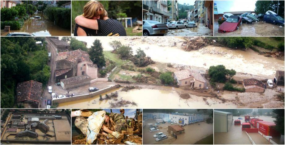 Les inondations de juin 2010 ont provoqués de nombreux dégâts et causé la mort de 25 personnes.