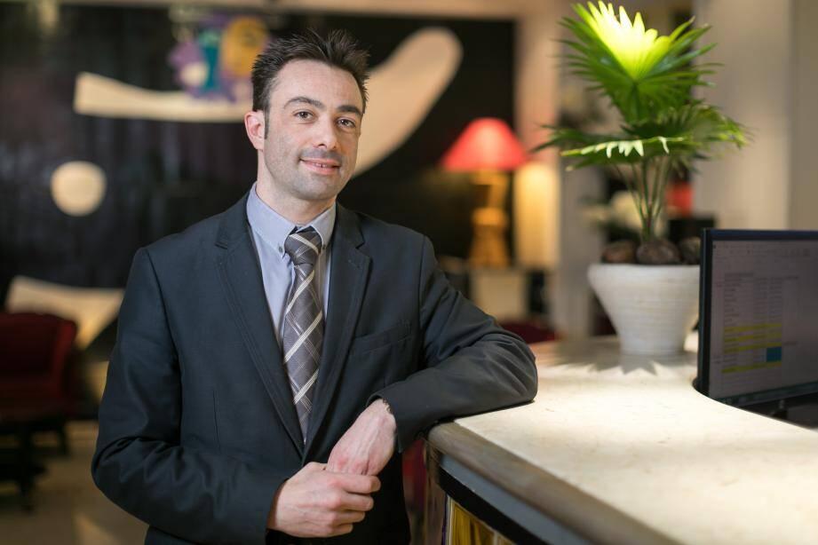 Stéphane Mattiolo prend la direction de l'Hôtel Byakko Nice by Wyndham.