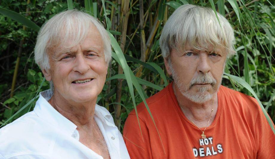 Dave et Renaud.