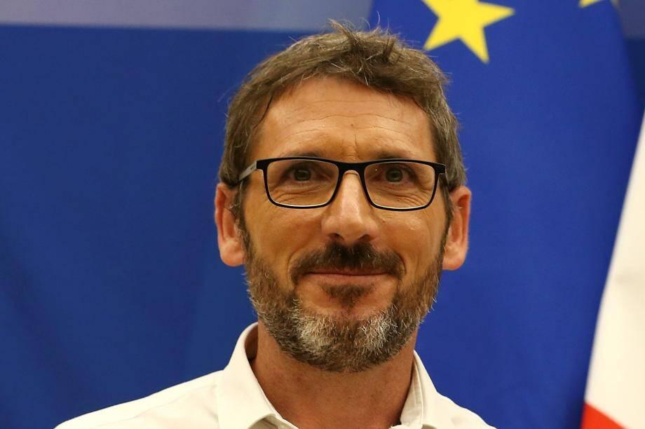 Matthieu Orphelin, président du nouveau groupe Ecologie démocratie solidarité à l'Assemblée.