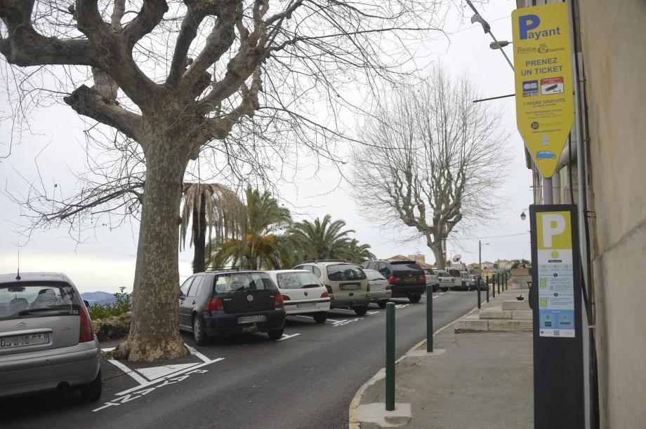 Gratuits depuis le confinement, les parkings de Grasse redeviennent payants à partir d'aujourd'hui.