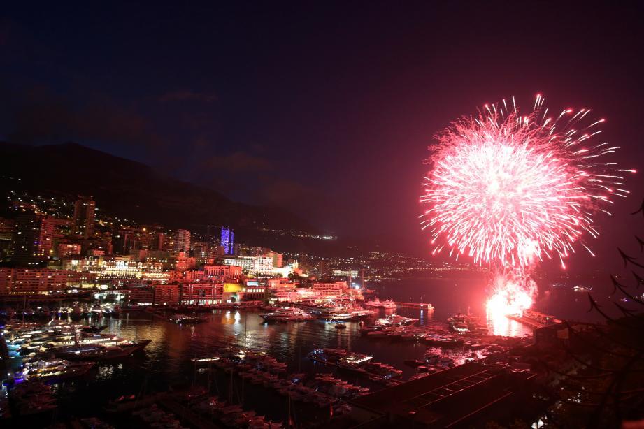 """Le concours international de feux d'artifice, """"Monaco Art en ciel"""" est annulé cet été."""