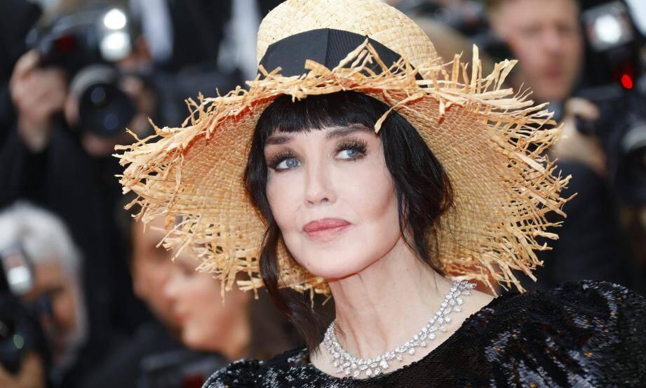 Isabelle Adjani est nominée pour le Molière de la meilleure comédienne.