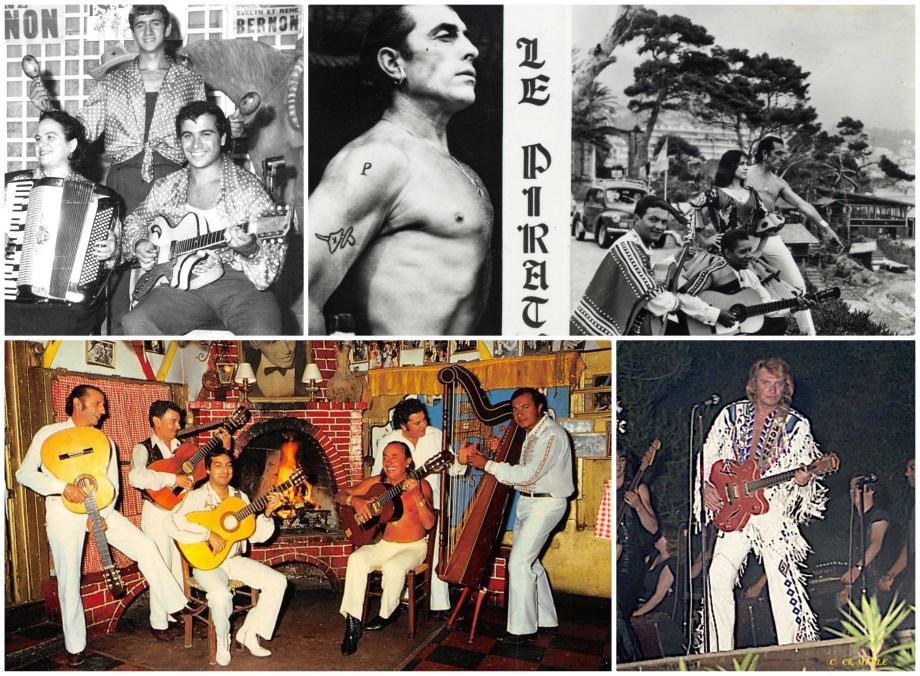 Le numéro « Nos années musique » revient sur l'émergence de groupes et orchestres locaux, les soirées emblématiques comme au Pirate et au club Galapagos ou encore la venue de têtes d'affiche à Menton comme Johnny Hallyday en 1979 au parc de la Madone (en bas à droite).