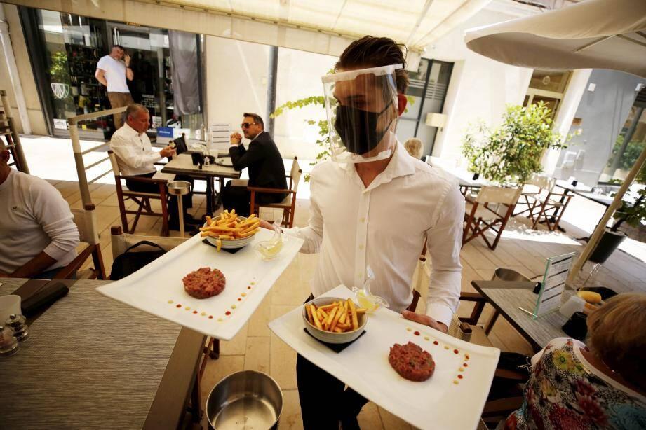 Des normes plus contraignantes qu'en France dans les restaurants.
