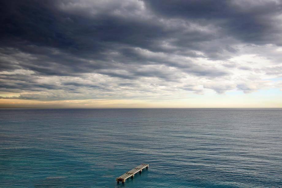 Le littoral devrait être épargné par l'épisode attendu dans le département dès la mi-journée.
