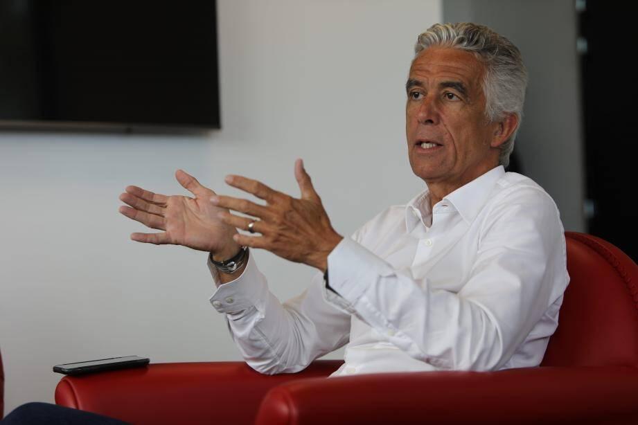 Le président de l'OGC Nice, Jean-Pierre Rivère, assure que la pépite algérienne ne partira pas cet été.