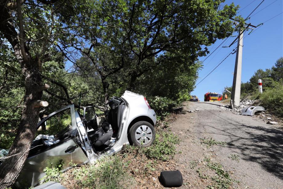 Les raisons de la collision ne sont pas encore connues.