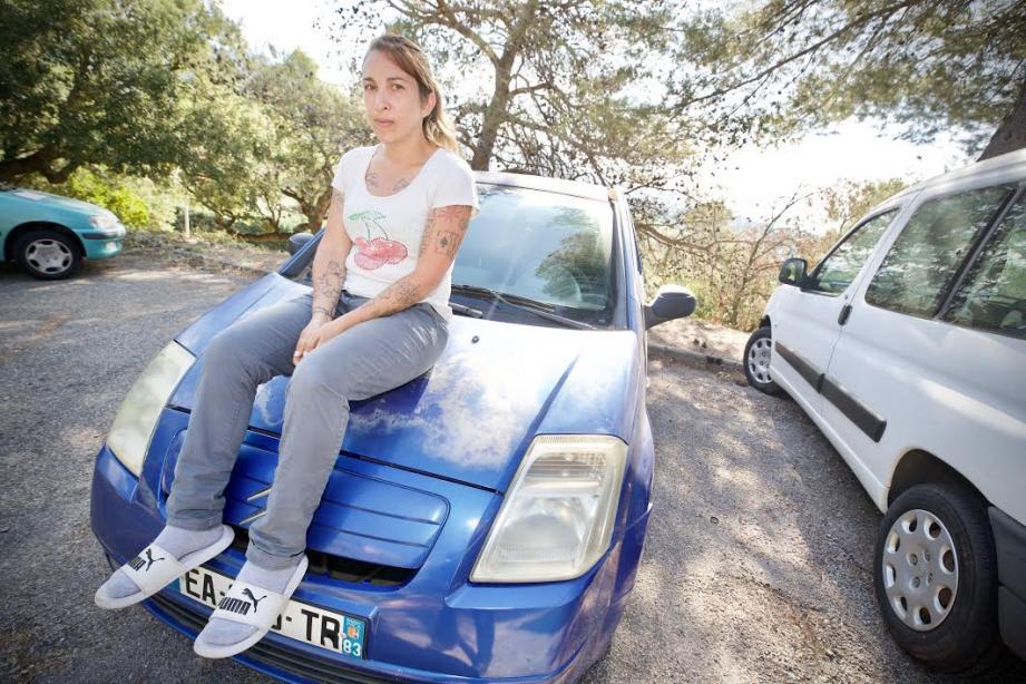 Une heureuse issue pour Laëtitia Pin, qui dormait dans sa voiture depuis le 15 juin. Le CCAS lui a trouvé un T2 transitoire.