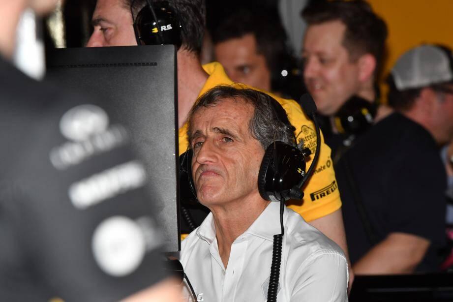 Alain Prost en est persuadé, Fernando Alonso ne sera bientôt plus seulement sur toutes les lèvres. Il sera aussi très rapidement bien placé sur les grilles de départ.