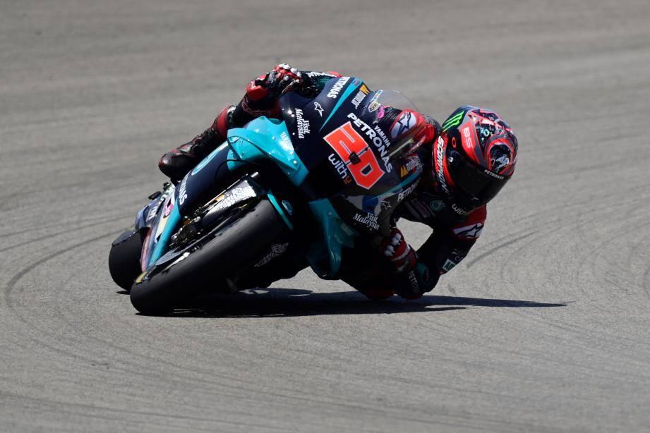 Jour de gloire pour le français Quartararo — MotoGP