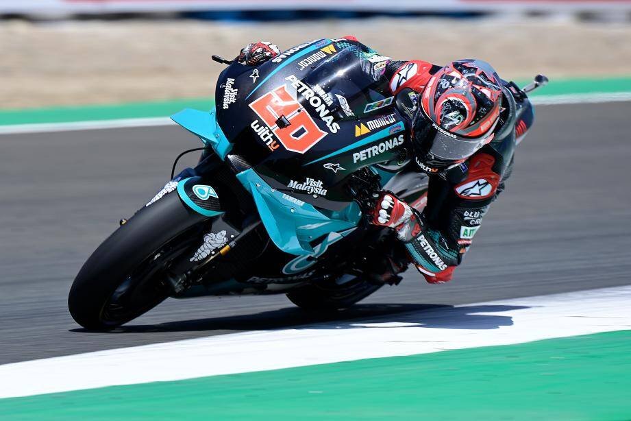 Fabio Quartararo a gagné les deux premiers Grands Prix de la saison.