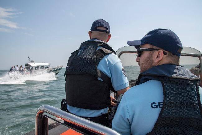 Une opération de contrôles autour des activités de loisirs nautiques a été menée ces derniers jours entre Saint-Raphaël et le golfe de Saint-Tropez.