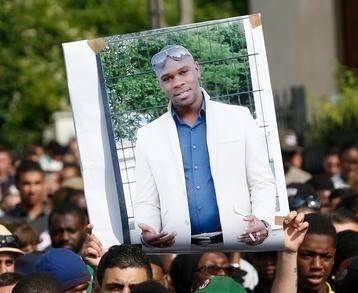 Adama Traoré est décédé en 2016 lors de son interpellation.