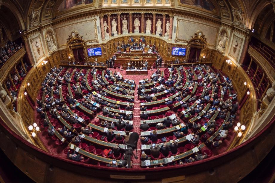 Le Sénat a entamé lundi l'examen du projet de loi prorogeant l'état d'urgence sanitaire